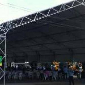 Empresa de tendas simples